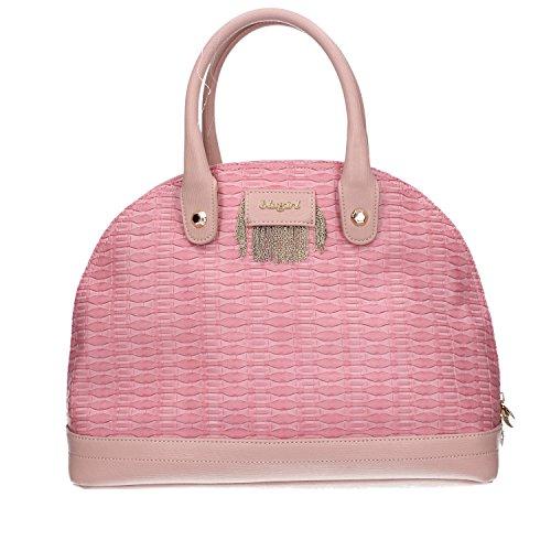 Blumarine BLUGIRL Handtaschen Damen synthetisches leder pink