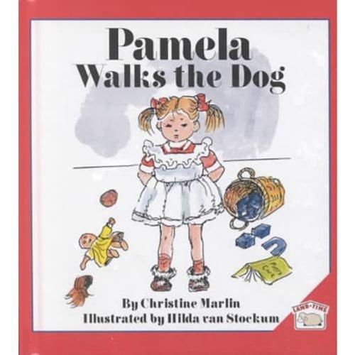 Pamela Walks the Dog (Lamb Time) por Christine Marlin