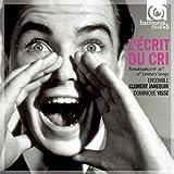 Songtexte von Ensemble Clément Janequin, Dominique Visse - L'écrit du cri