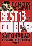 Best 13 of Golgo 13 : Le Choix de l'Auteur de Takao Saito (2008) Broché