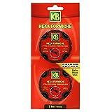 KB Piège anti-fourmis avec insecticide autorisé pour usage domestique par le ministère de la santéPratique, efficace et sûr pour la maison et le jardinAction rapide et de longue durée