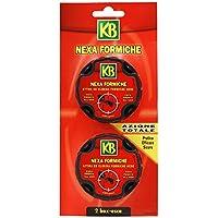 Anti-fourmis Appât pour piège KB-insecticide agréé pour usage domestique par le ministère de la santé-pratique efficace et sûr pour maison et à action rapide-Jardin/longue durée-garantie KB