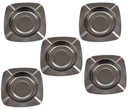 aerzetix-lot-de-5-cendriers-en-metal-c2935