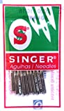 10 Singer Nähmaschinen Nadeln 2020 Stärke 80/11 für gewebte Stoffe