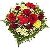 Amazon.de Pflanzenservice Blumenstrauß Herzensfreude