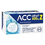 ACC akut 600 mg Z Hustenlöser, 20 St. Brausetabletten