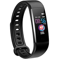 moreFit Kids Fitness Tracker with Heart Rate Monitor,Waterproof Activity Tracker Watch with 4 Sport Modes,Sleep Monitor…