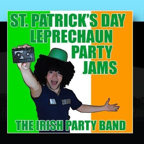 prechaun Party Jams by The Irish Party Band ()