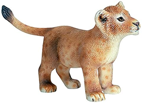 Schleich 14364 Lion Cub Wild Life Animals Toy Figure