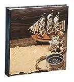 Compass Fotoalbum in 30x30 cm 100 weiße Seiten Foto Album Fotobuch: Farbe: Motiv 3