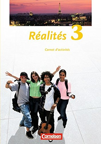 Réalités - Aktuelle Ausgabe / Band 3 - Carnet d´activités,