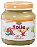 Holle Apfel Pur 6er Pack (6 x 125 g)  Bio