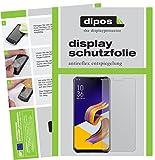 dipos I 2X Schutzfolie matt passend für Asus Zenfone 5Z ZS620KL Folie Bildschirmschutzfolie