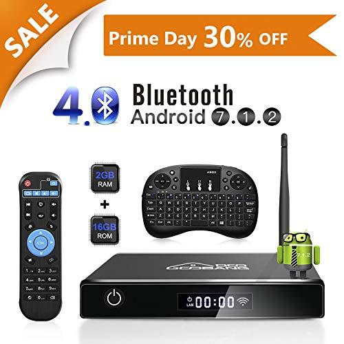 Android TV Box, GooBang Doo XB-III Smart TV Box Mini