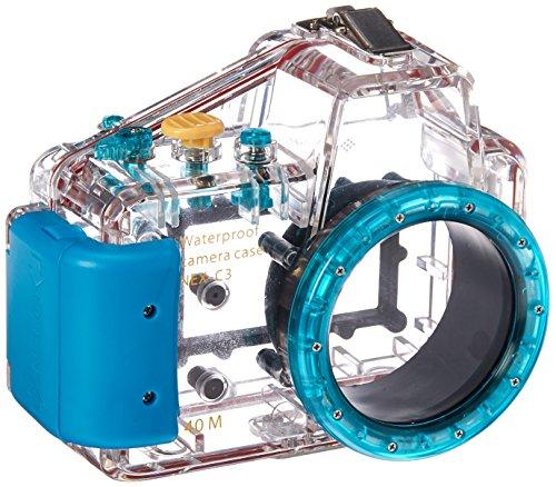 Polaroid Dive spezifische Wasserdicht Unterwasser-Gehäuse Schutzhülle für Sony Alpha NEX-C3Digitalkamera mit A 16mm Objektiv