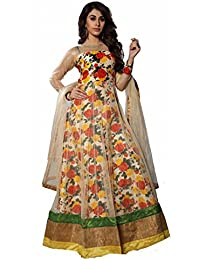 19 Likes Women's Dress Material(MUMRYGOS033BE_Beige_Beige)