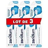 Zendium - Spazzolino protezione completa morbida, colore casuale(Confezione da 3)