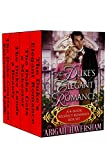 The Duke's Elegant Romance: A 4-Book Regency Romance Box Set (Regency Romance)