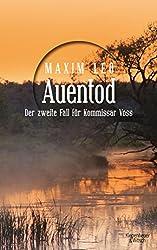 Auentod: Der zweite Fall für Kommissar Voss (Kommissar Voss ermittelt 2) (German Edition)