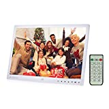Andoer 13inch Digital Photo Frame 1280 x 800 HD Resolution Picture Frame Display
