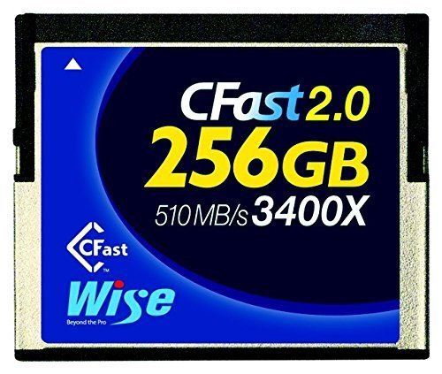Advanced 512 GB CFast 2.0 Speicherkarte