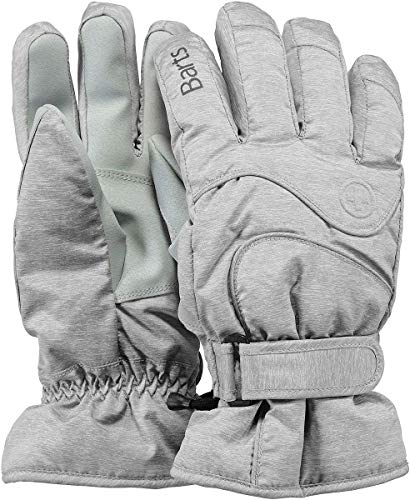 Barts Finger Handschuhe Basic (18) unisex 0605 heather grey 02 XS/6