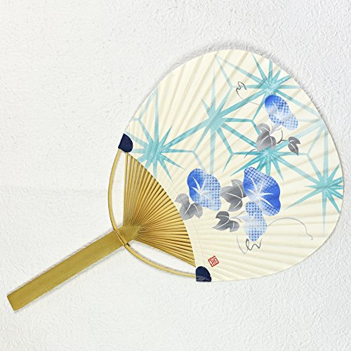 Uchiwa Japanischer Blattfächer Yukata