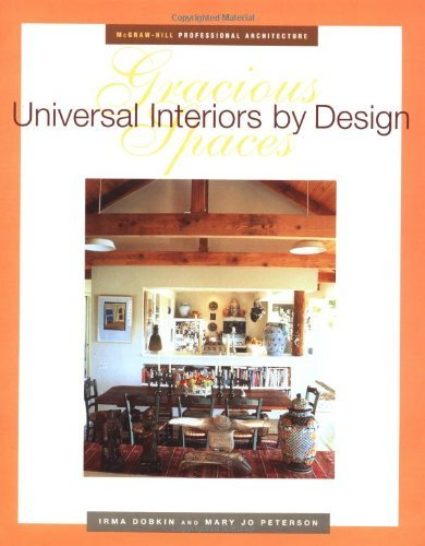 Gracious Spaces: Universal Design Principles in Practice (McGraw-Hill Proffessional Engineering Series)