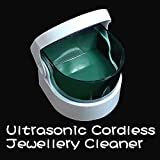Tradico® New White Ultrasonic Cleaning Cleaner for Jewelry - Best Reviews Guide