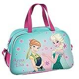Ragusa-Trade Disney Frozen - Die Eiskönigin Anna und ELSA (DRL), Sporttasche Reisetasche für...