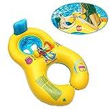 Lvbeis Baby Schwimmen Float Pool Spielzeug mit Mama Schwimmring
