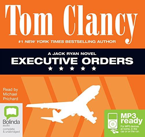 Executive Orders par Tom Clancy