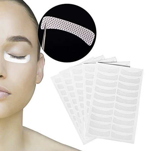 Rotekt 100 Unids Maquillaje Etiqueta Ojo Suave No