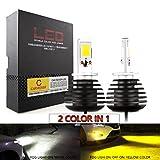 H7 LED Nebelscheinwerfer 6000K/3000K, 2800LM