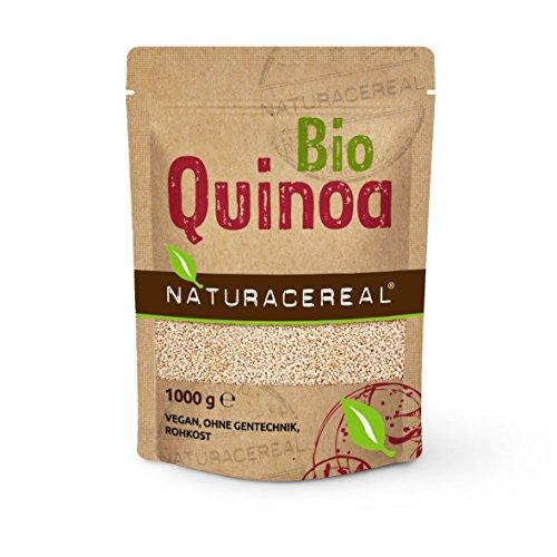 Naturacereal Bio Quinoa weiß, 1er Pack (1 x 1 kg)