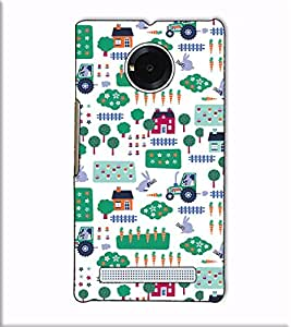 Fuson Designer Back Case Cover for YU Yuphoria :: YU Yuphoria YU5010 (Designer Pattern Design Art)