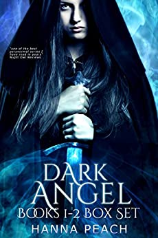 Dark Angel Box Set Books 1-2: Angelfire, Angelstone (Dark Angel Box Sets) by [Peach, Hanna]