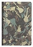 Daycraft Carnet concerts Design guitares/camouflage