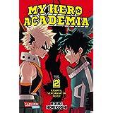 My Hero Academia, Band 2