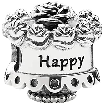 Pandora Bead Happy Birthday - 791289