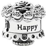 Pandora Bead Happy Birthday - 791289 Bild