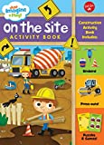Just Imagine & Play! On the Site: Sticker & press-out activity book