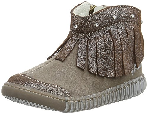 PrimigiShitsuka - Stivali da ragazza' , Marrone (Marrone (Taupe)), 26 EU