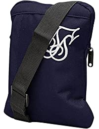 Bolso Siksilk – Cross Body Flight azul/negro