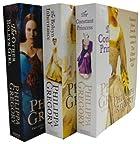 Philippa Gregory Collection Set - Constant Princess, The Other Boleyn Girl, Boleyn Inheritance