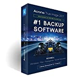 Acronis True Image 2017 - 1 Computer - 250 GB Cloud