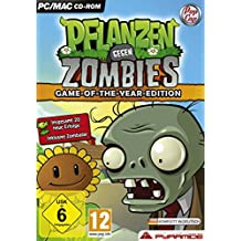 Pflanzen gegen Zombies - Game of the Year - Edition [Software Pyramide] - [PC/Mac]