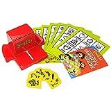 F-blue Estilo Bingo Divertido Entretenimiento Tiempo-Telling Juego de Mesa para niños de Juguete Inteligente multijugador