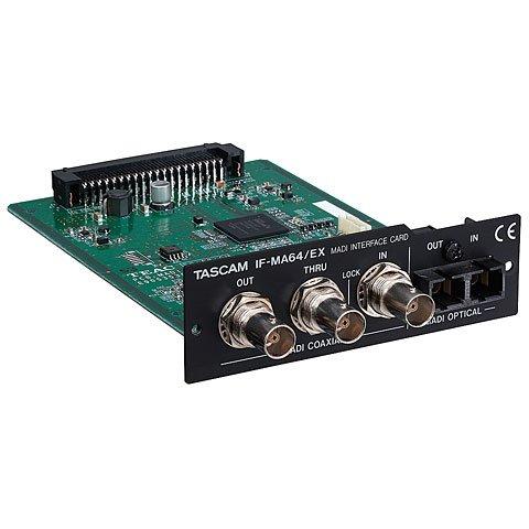 Tascam IF-MA64EX · Digital Audio Recorder
