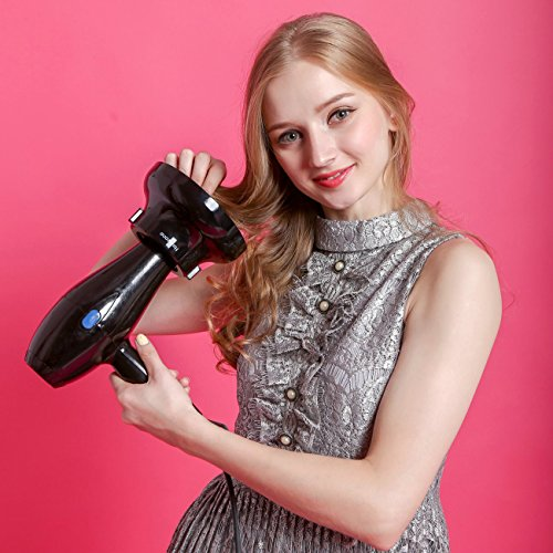 Hairizone Universal Haar Diffusor Schwarz